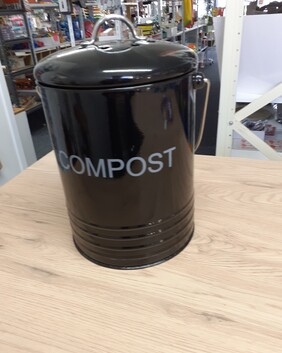 Kitchen Composter - Black