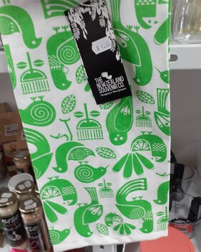 NZ Tea Towel